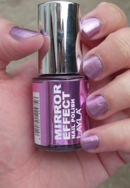 Layla Mirror Effect 05 Purple Diva