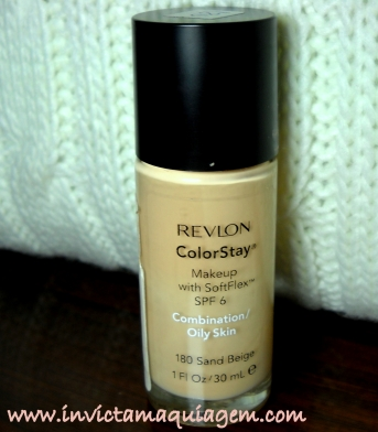 Base Revlon Color Stay