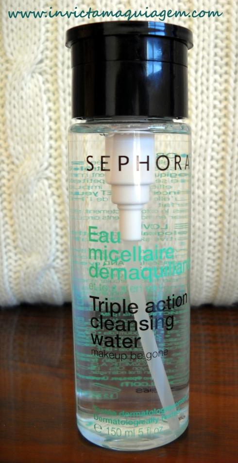 Água Micelar Sephora