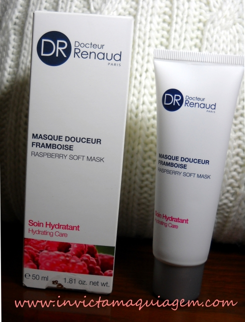 Docteur Renaud RASPBERRY SOFT MASK