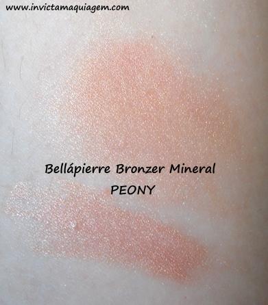 Bellápierre Bronzer Peony