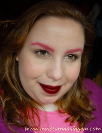 sobrancelhas rosa foto how to