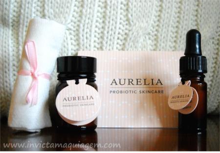 Amostras Aurelia Probiotic