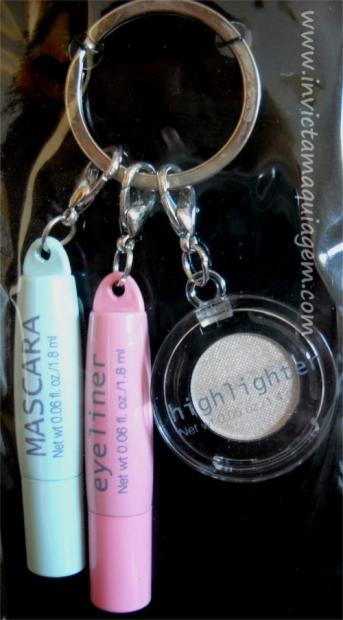 Porta-chaves H&M