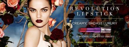 Urban Decay - Revolution Lipstick