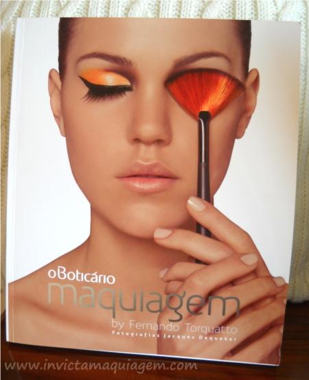 Livro Maquiagem Fernando Torquatto