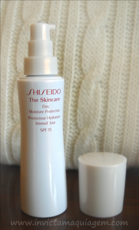Shiseido The Skincare Day Moisture Protection