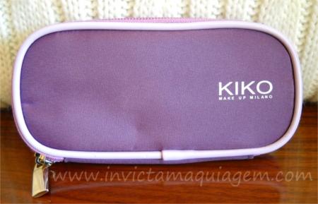 Pincéis Kiko, kit de viagem