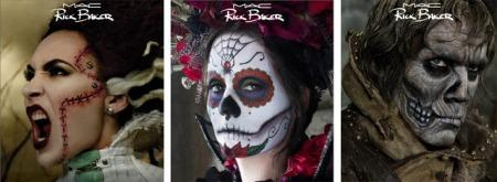 MAC e Rick Baker, Colecção de Edição Limitada, Halloween 2013