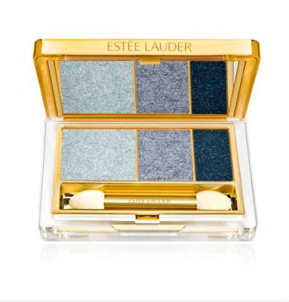 Pure Color Instant Intense EyeShadow Trio na cor Arctic Zinc